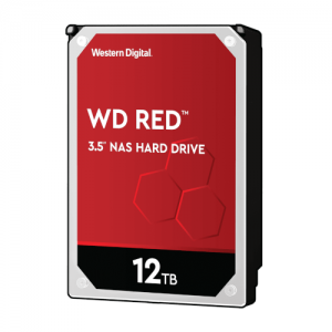 HDD RED 12TB/SATA6/5400RPM/256MB