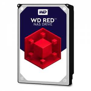 HDD RED 3TB/SATA3/INTELLI POWER/64MB